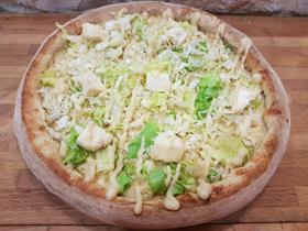 Pizza Nuvola Parma | Crema di Ceci e Scarola